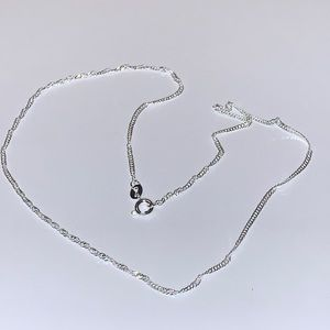 Jewelry - Heart with chain and Extra 18 in. silver chain